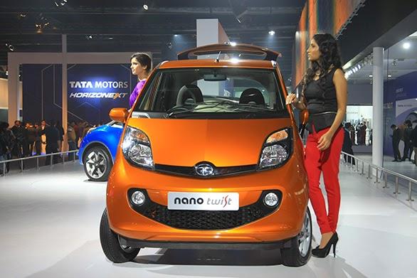 Tata Nano 2015