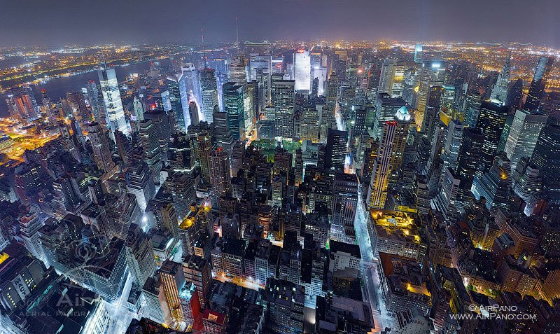 World travel places manhattan new york beautiful city for Places to see in nyc at night