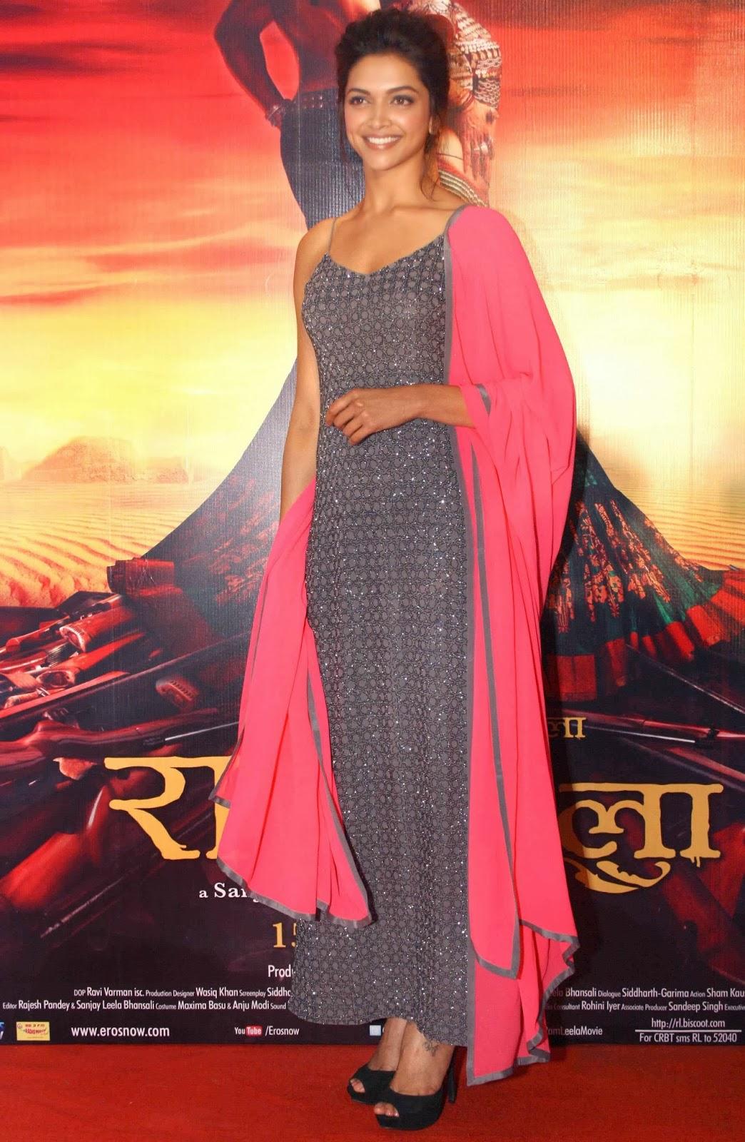 STARFRIDAY : The beautiful actress Deepika Padukone has a ...