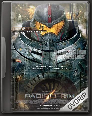 Pacific Rim (DVDRip Ingles Subtitulada) (2013)