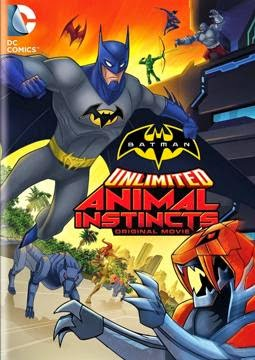 descargar Batman Unlimited: Instinto Animal en Español Latino