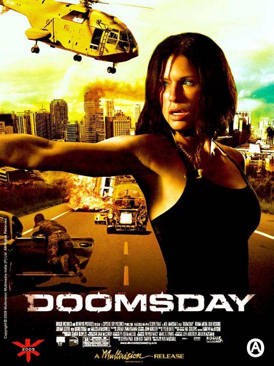 Doomsday / Денят на прокълнатите (2008)