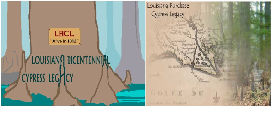 Louisiana Purchase Cypress Legacy