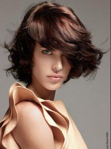 couleur cheveux roux chocolat - Coloration Chocolat