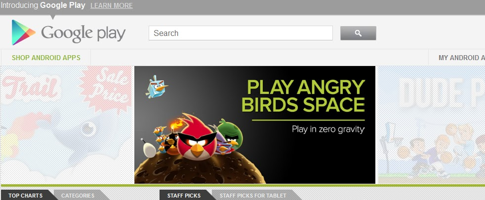 how to change my account on google play