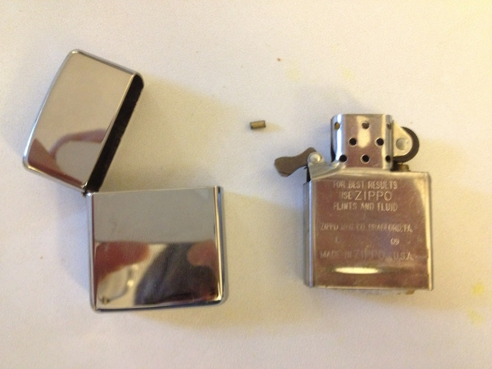 zippo lighter The zippo lighter and company were invented and founded by george g blaisdell in 1932 the zippo was noted for its reliability, life time warranty and marketing as wind-proof most early zippos used naphtha as a fuel source.