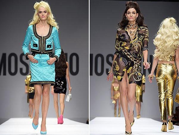 Milan Fashion Week_Moschino show 7