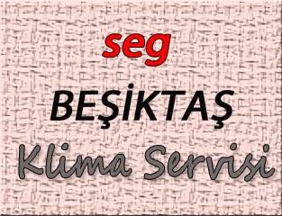 Seg Beşiktaş Klima Servis