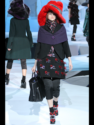Marc Jacobs Fw 2012 New York