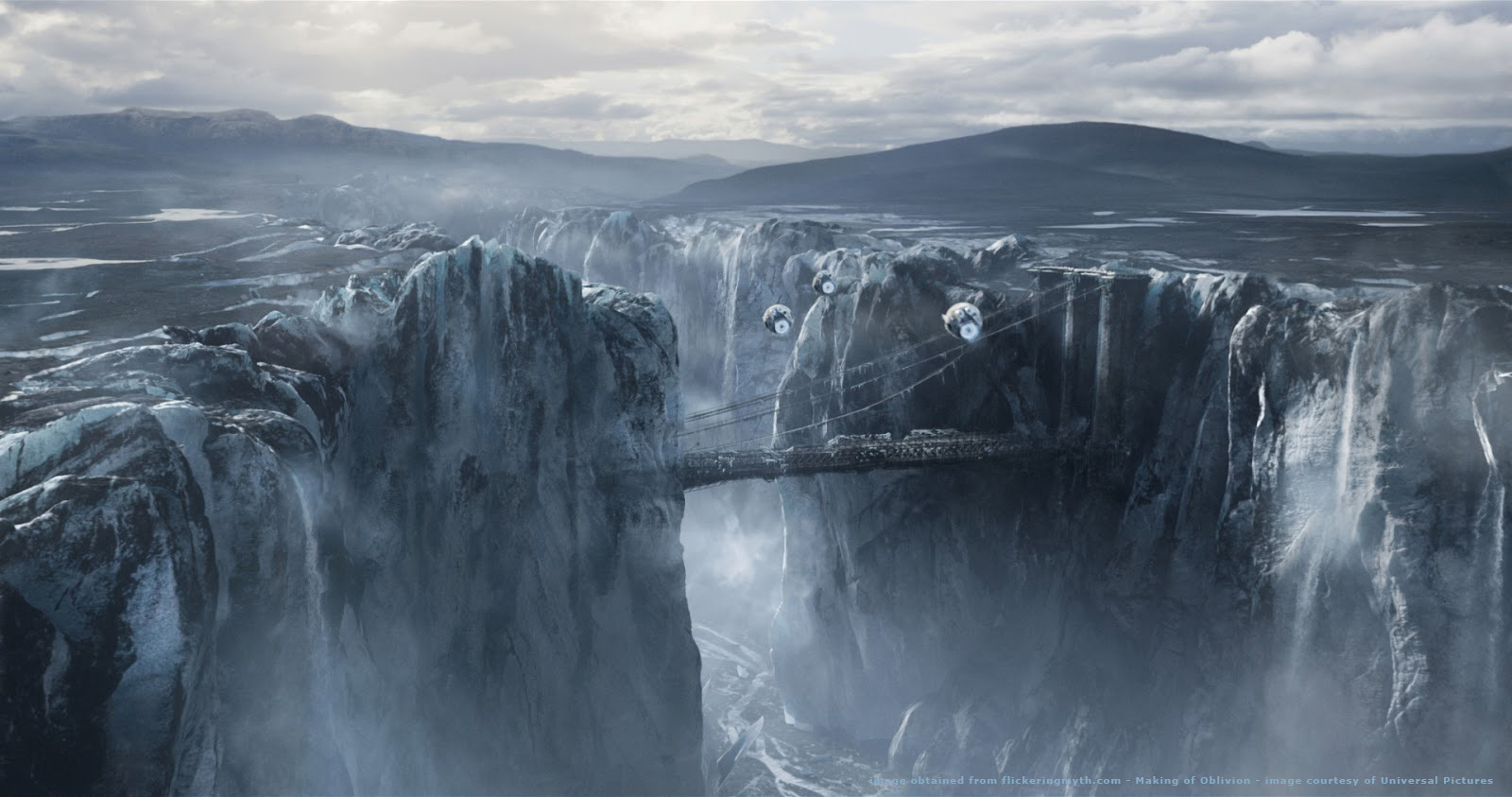 Felixbothohaas oblivion matte paintings for Matte painting