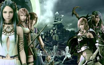#27 Final Fantasy Wallpaper