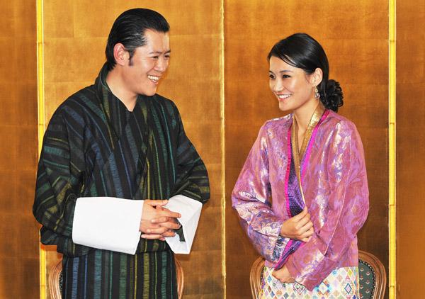 queen of bhutan latest news