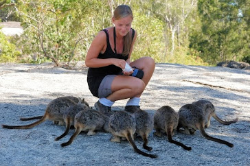 Hannah and the Wallabies
