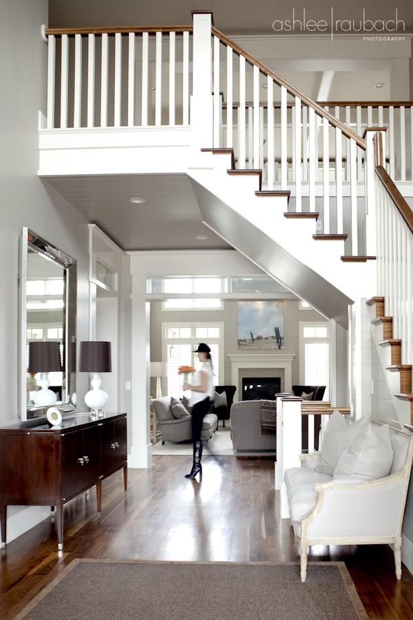 Open To Below Foyer : Haus design beautiful stairways