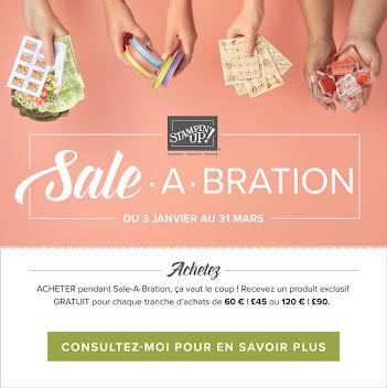 Sale-A-Bration : en savoir plus