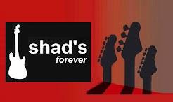 Página Facebook banda Shad's forever
