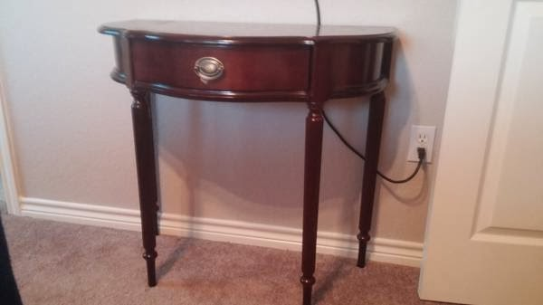 Foyer Table Craigslist : Thou shall craigslist wednesday march