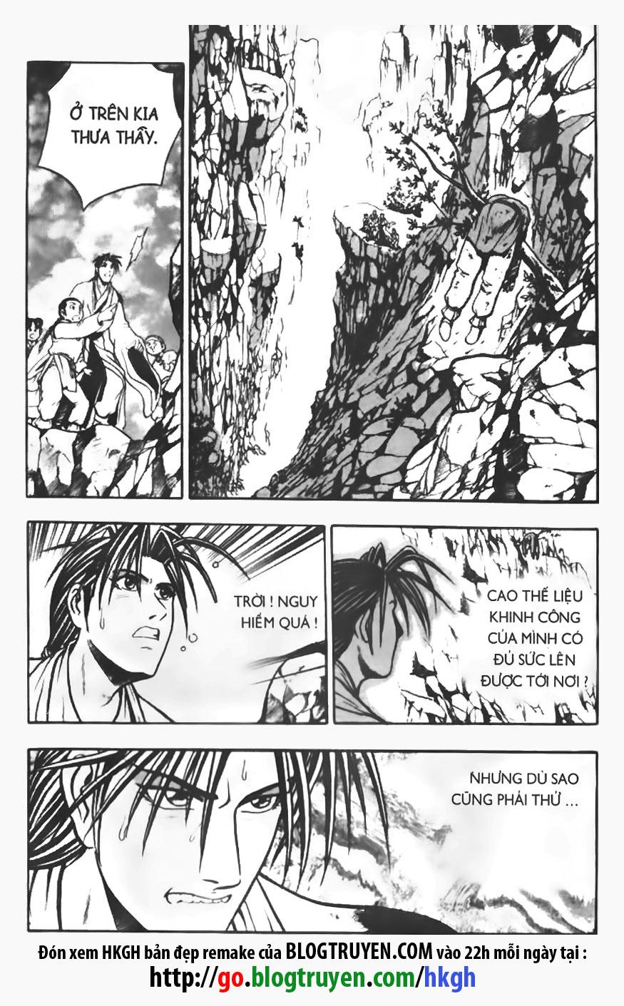 Hiệp Khách Giang Hồ chap 74 page 8 - IZTruyenTranh.com