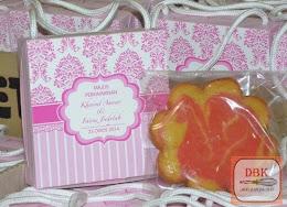 Kek Marble Pecah Lapan+ Kotak
