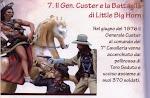 Il gen. Custer e la Battaglia di Little Big Horn
