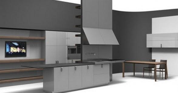 C mo dise ar una cocina minimalista cocinas modernass for Como disenar una cocina online gratis
