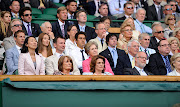 . of Serbia at the Wimbledon tennis championships in London July 3, 2011.