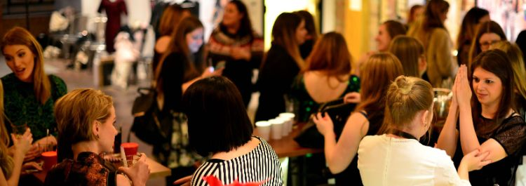 LaRedoute Bloggers Christmas Party | Leeds
