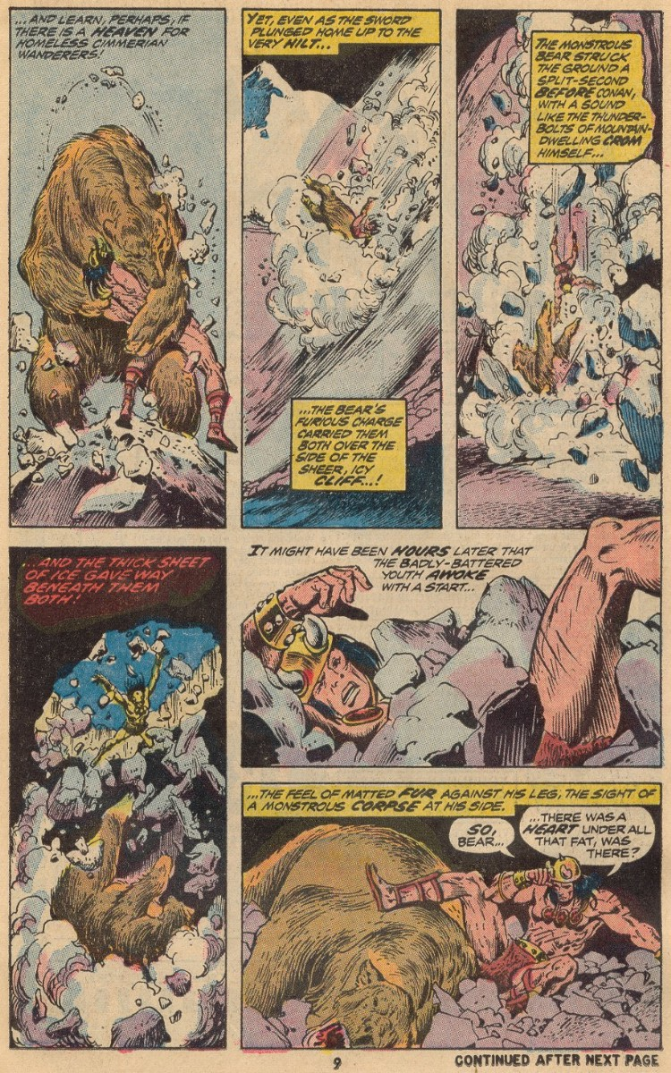 Conan the Barbarian (1970) Issue #31 #43 - English 8