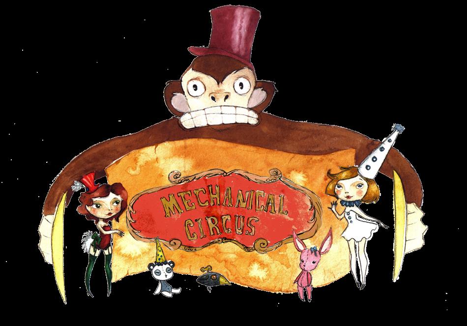 The Fabulous Mechanical Circus