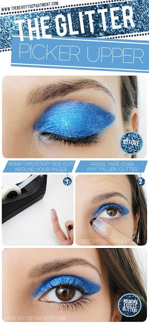 Make up trick!