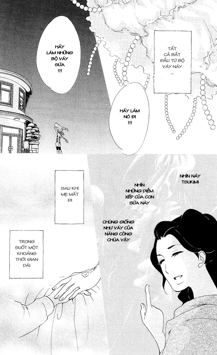 Kuragehime chap 36 - Trang 8