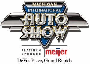 Michigan International Auto Show is Coming to Grand Rapids
