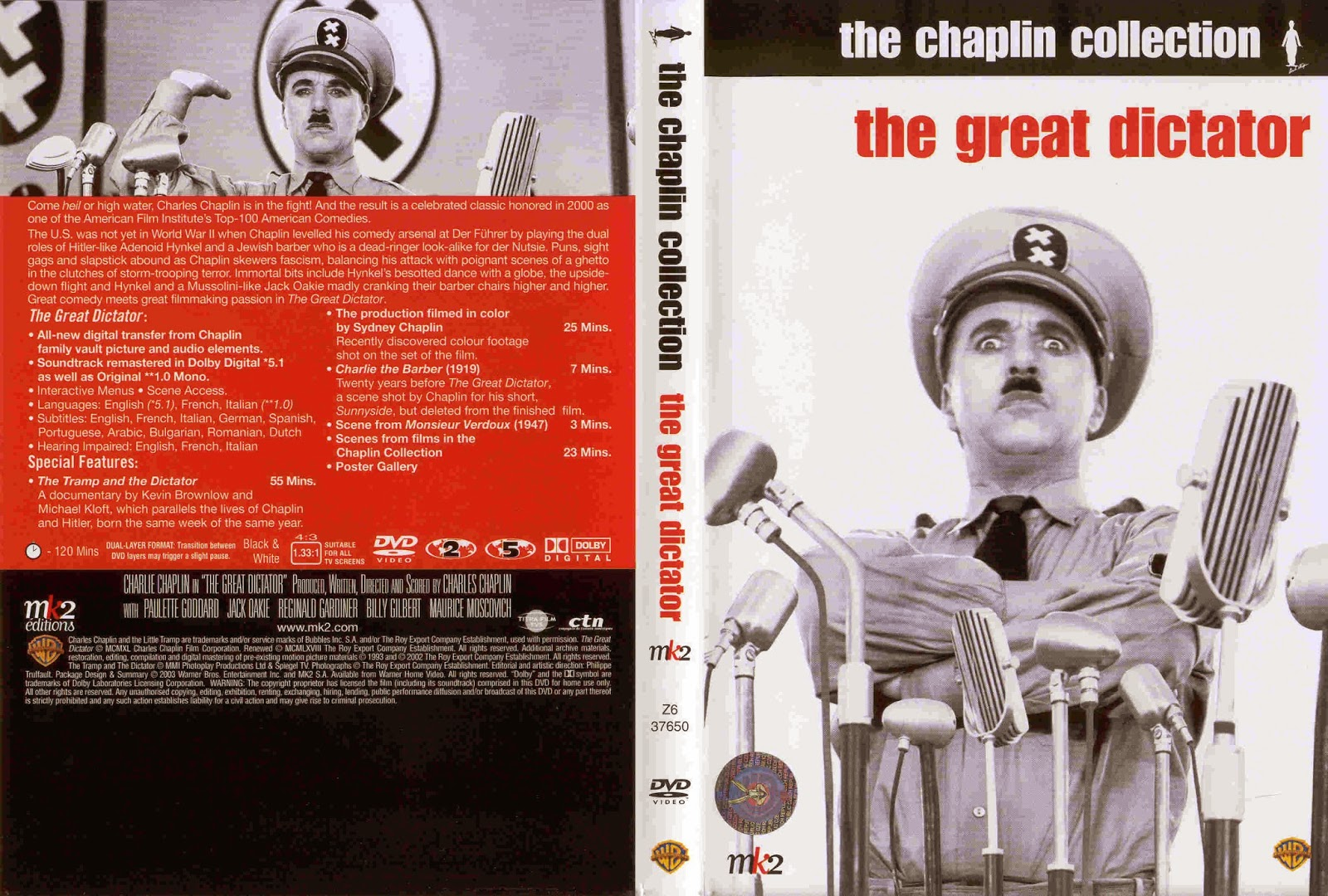 """is the great dictator a holocaust The question of the holocaust intersected on several fronts with american  popular culture charlie chaplin's hitler satire """"the great dictator""""."""