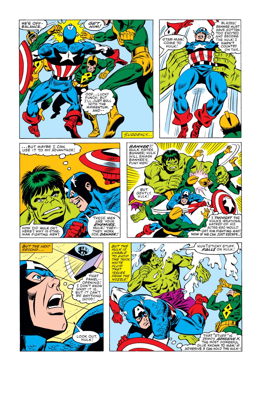 Captain America (1968) Issue #257 #172 - English 10
