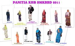 PANITIA KHB SMKBBD 2011
