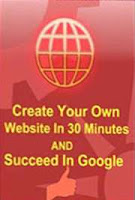 Create Your Own Website in Less than 30