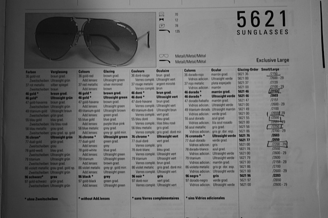 b81a2a8da3 The 5621 and 5623 are two of the greatest sunglasses ever made