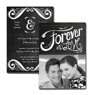 http://invitationwarehouse.carlsoncraft.com/Wedding/Shop-All-Wedding/3254-TWS35265-Chalkboard-Glam--Photo-Invitation.pro