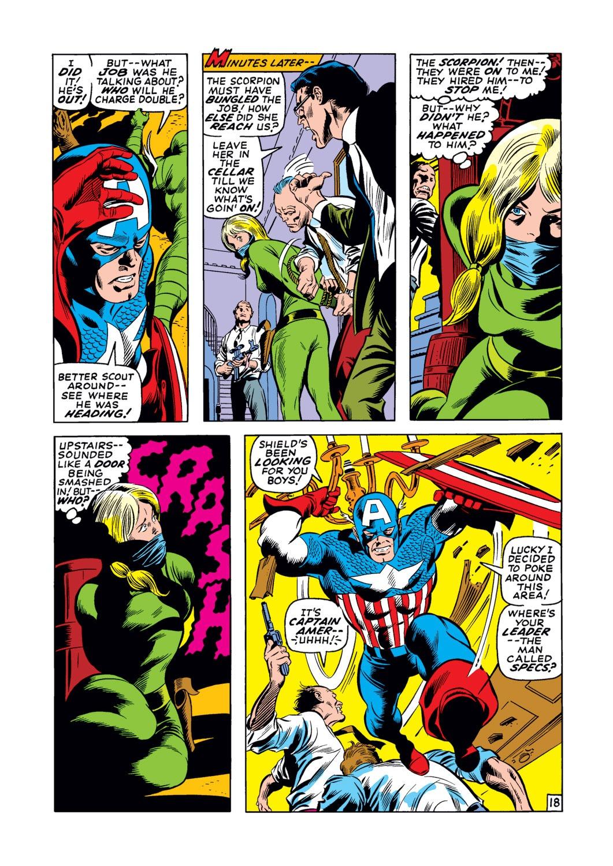 Captain America (1968) Issue #122 #36 - English 19