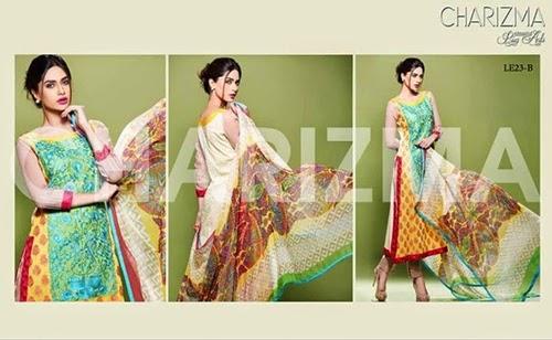 Charizma Eid Collection 2014