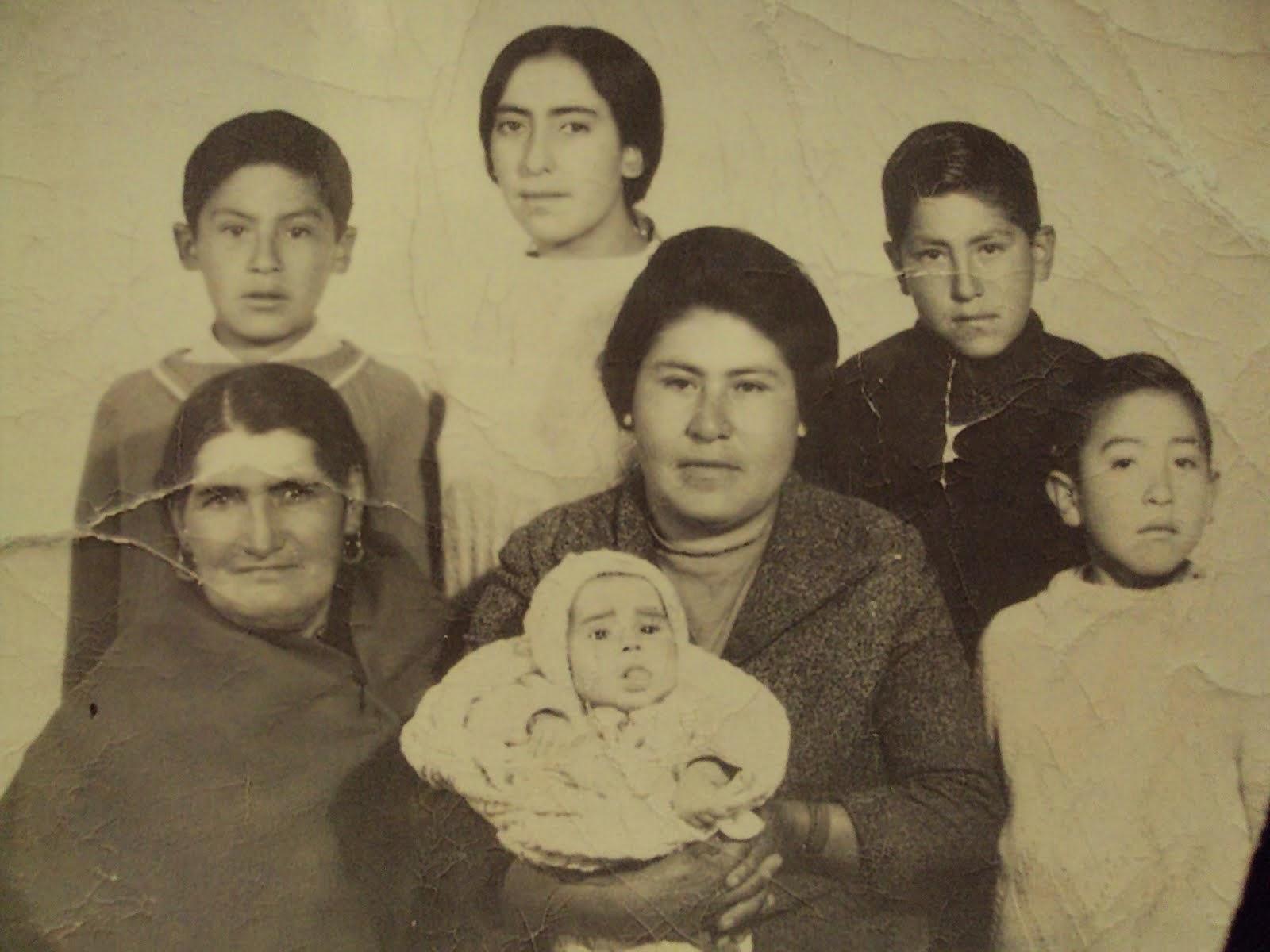 Recuerdos de Familia  1971