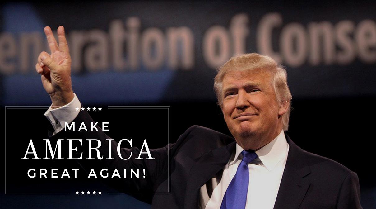 US President-Elect DONALD TRUMP ...