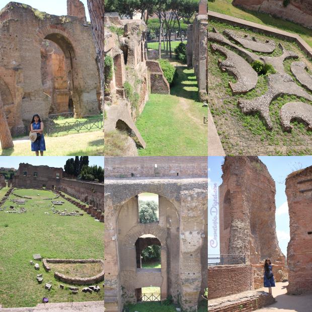 The Palantino, Rome