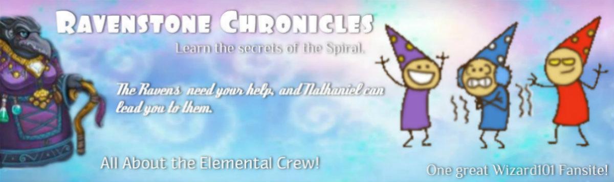 RavenStone Chronicles