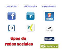 TIPOS DE REDES INALAMBRICAS SOCIALES