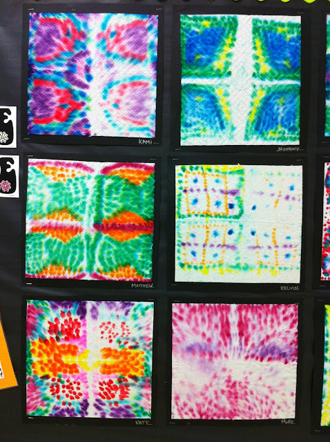 Apex Elementary Art Tie Dye