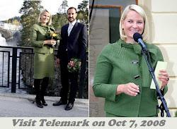 Crown Princess Mette-Marit Style