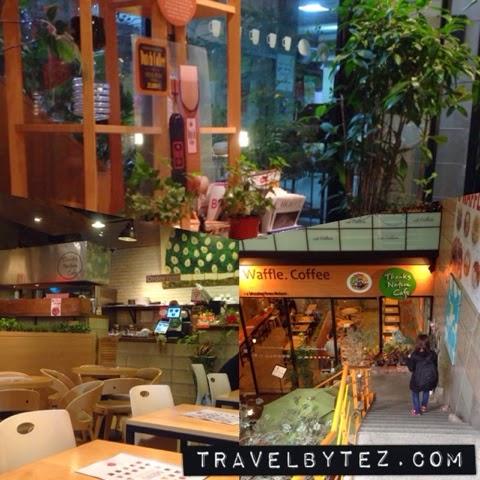 Thanks Nature Café (Hongdae)