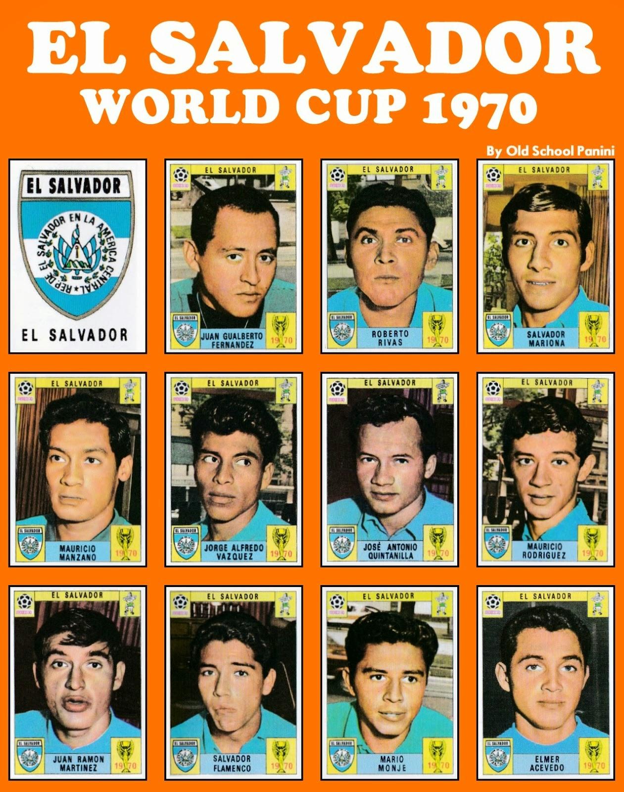 el mundial 1970: