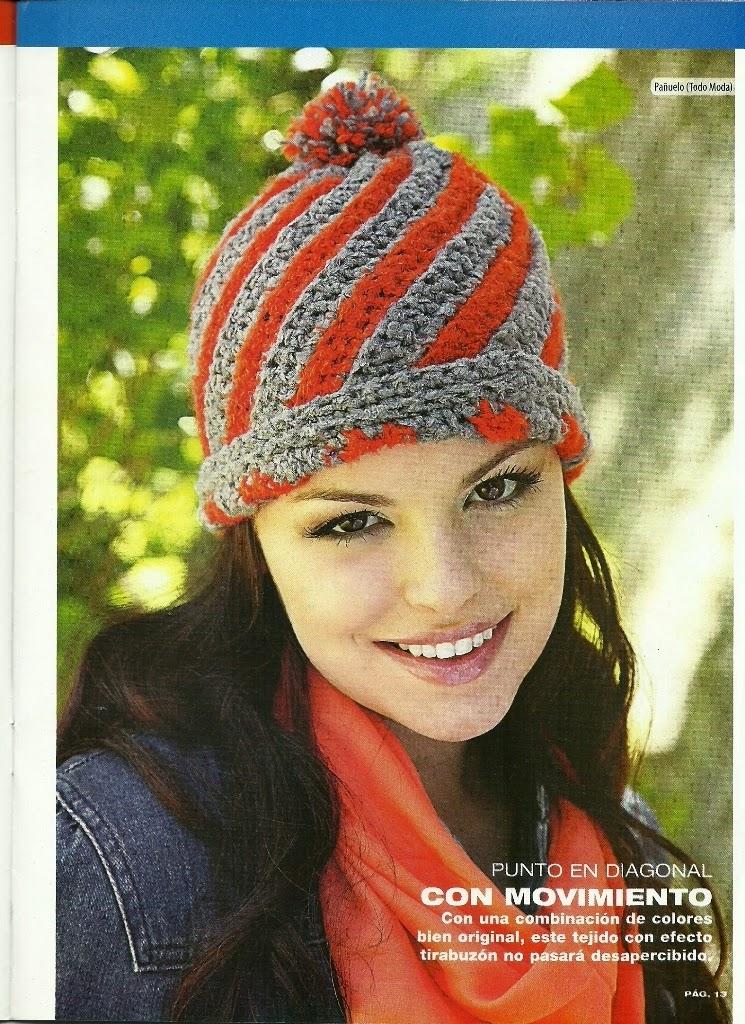 Excepcional Sombrero De Ganchillo Patrones Para Los Pacientes De ...